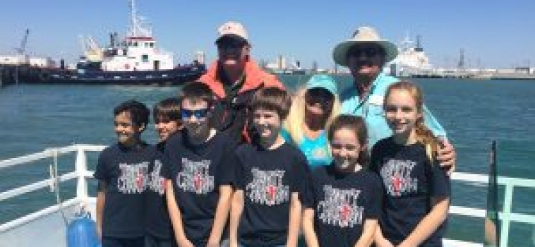 Apopka Students Visit the Port