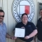 FHPA SCHOLARSHIP WINNER VISITS CANAVERAL PILOTS