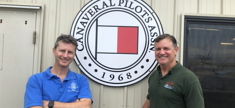 CANAVERAL PILOTS ANNOUNCE CHANGE OF CO-CHAIRMAN