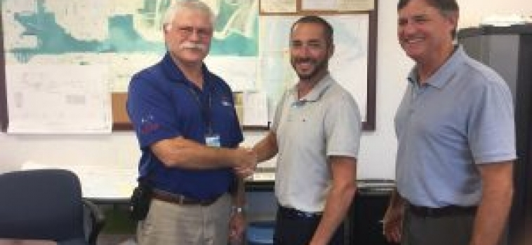 Deputy Pilot Completes Second Year