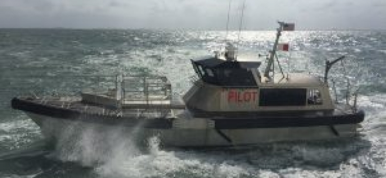 Pilot Boat Captains Get The Job Done In All Weather Conditions