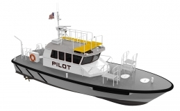 Canaveral Pilots Partner with Glosten/Ray Hunt for Electric Pilot Boat